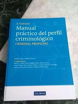 Manual prático del perfil criminológico
