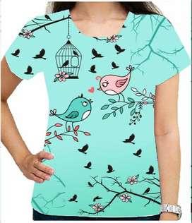 100 diseños para sublimacion de prendas tendencia dama