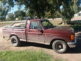 Vendo F 100 Mod 92. Perkins 4 turbo