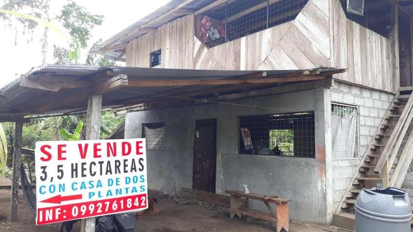 DE OPORTUNIDAD VENDO TERRENO CON CASA 0