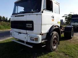 FIAT 619 TRACTOR CAJA 4+4
