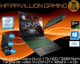 Laptop Gamer Hp CORE I5 + OBSEQUIOS