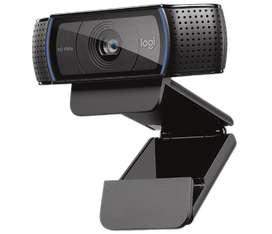Cámara Web 1080p Logitech c920 Pro Stream
