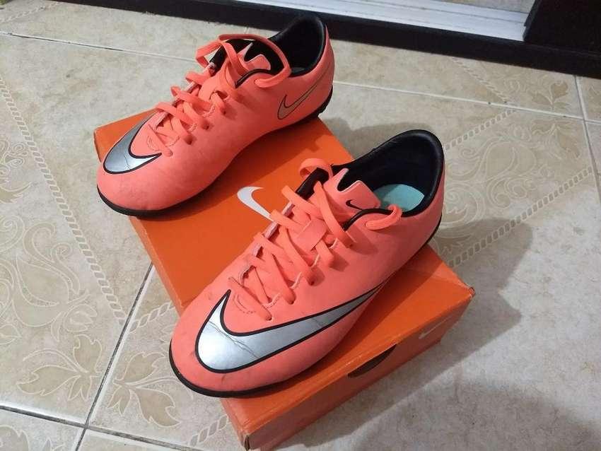 Zapatillas Nike Mercurial Niño 0