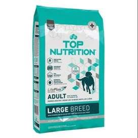 Top Nutrition Large Adulto x 18kg