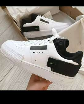 Tenis Nike Air forcé one 354 caballero