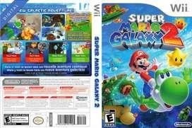 Super Mario Galaxy 2 para Nintendo Wii y Wii U
