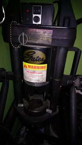 Vendo maquina gate 420 americana de grafar mangueras hidráulicas