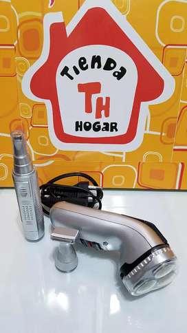 Afeitadora +trimmer eléctrica. Nuevos