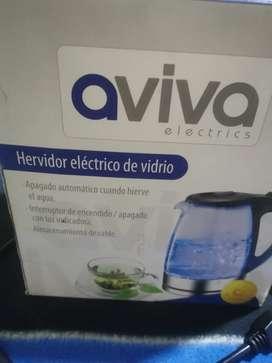Hervidor. Electrico