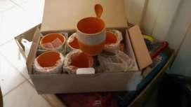 Vendo Vasos con Cucharita