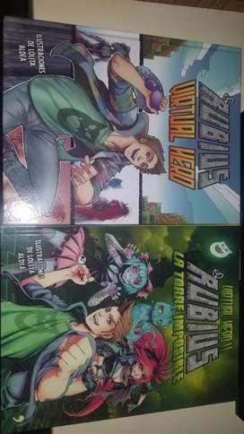 El rubius Virtual hero 1 y 2 *NUEVOS*