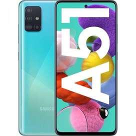 Samsung a51 *NUEVO* 128gb y 4 ram
