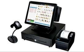 TPV POS Software Facturacion Ventas Inventario Caja Registradora Todo Negocio Tienda Almacen Mercado