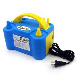 Inflador de globos eléctrico portátil Automática