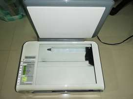 Impresora HP Multifuncional.