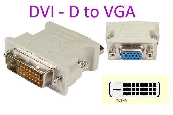CONVERTIDOR DVI A VGA ! PROMOCION ! 0