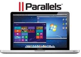Parallels 2 sistemas en un solo escritorio