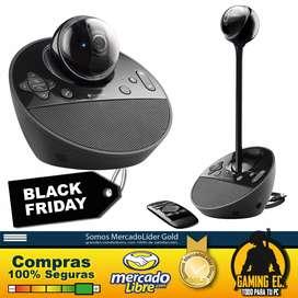 Logitech Bcc950 Full Hd Conferencias Profesional Cam Webcam