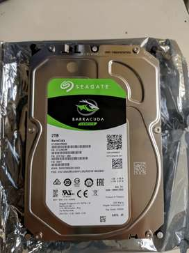 Disco duro HDD 2 TB Nuevo