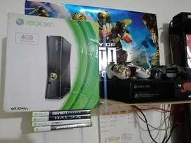 Xbox 360 100% original nunca chipiada precio negociable
