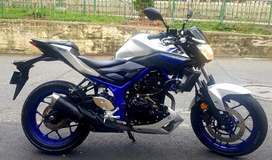 Yamaha Mt03 2017 Al.dia hasta 2020