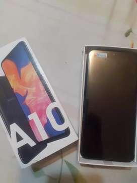 Samsung A10, nuevo, recien comprado y con todos sus accesorios
