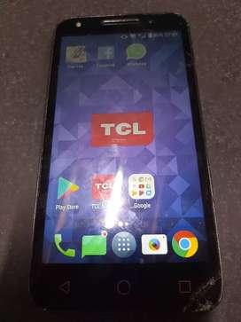 Celular tcl 51440 negro