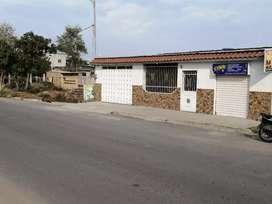 Casa con garage