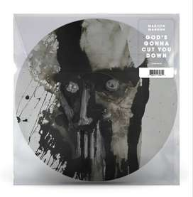Marilyn Manson - God's Gonna Cut You Down Picture Disc Vinilo