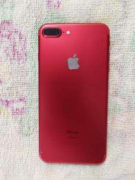 Vendo iphone 7 plus Red 128gb