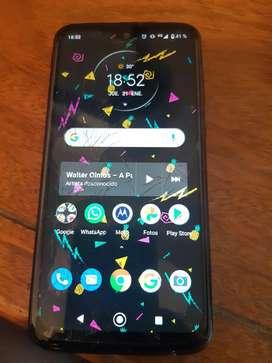 Motorola g7 plus (astillado)