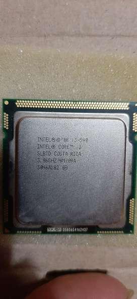 Procesador I3 540 con Cooler