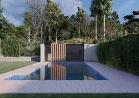 Arquitecto/ Diseño, coordinación, construcción.