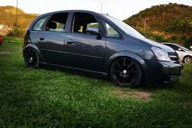 Chevrolet Meriva gls 07