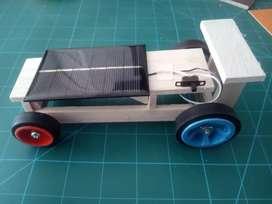 Maqueta Proyecto Carro Solar