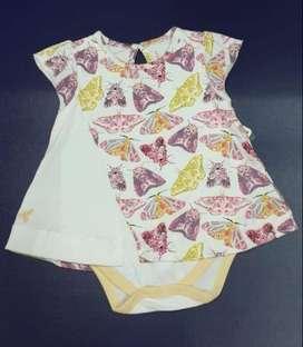 mameluco vestido