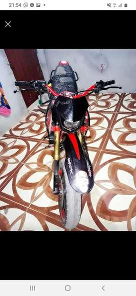 vendo moto tundra raptor 250 todo nitido presio 450 $