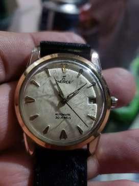 Reloj antiguo pierce