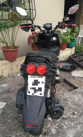 Moto - Shineray Bultaco
