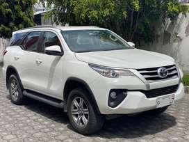 Toyota Fortuner 2018 4X4 2.7