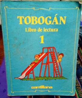 Libro Tobogan 1