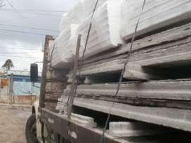 ladrillos de tergiopol mallas y viguetas de hormigón