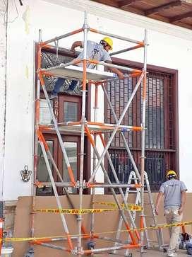 Obra Civil en General -Remodelaciones - Arquitectura Liviana- Acabados