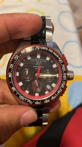 Vendo reloj invicta SI
