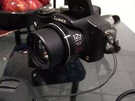 Camara Panasonic Lumix  DMC FZ8