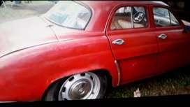 Vendo Renault dauphine 1964 motor desarmado título y cedula