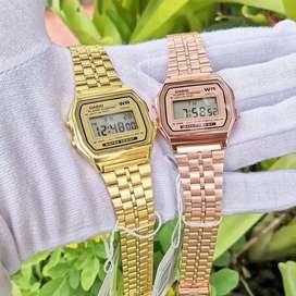 Relojes dama y caballero