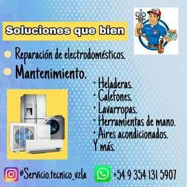 Técnico en refrigeración doméstico e industrial garantizados y especializado