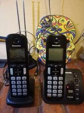 Teléfonos portátiles Panasonic